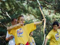 Archery in Cercedilla