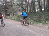 MTB Routes through the Sierra de Guadarrama