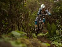 MTB Route in Canary Islands