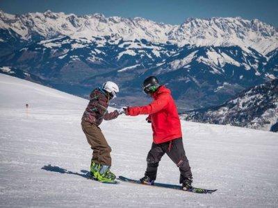 Corso di snowboard Cerdanya