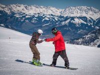 Initiation course to Snowboarding, Cerdanya