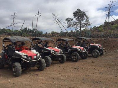 Ruta en buggy biplaza por Puerto Rico 2 horas