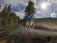 MTB Route in La Palma