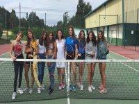 Lezioni di tennis in Campo Forenex