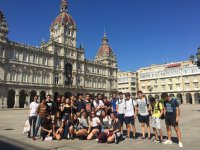 Visit the city during the forenex camp