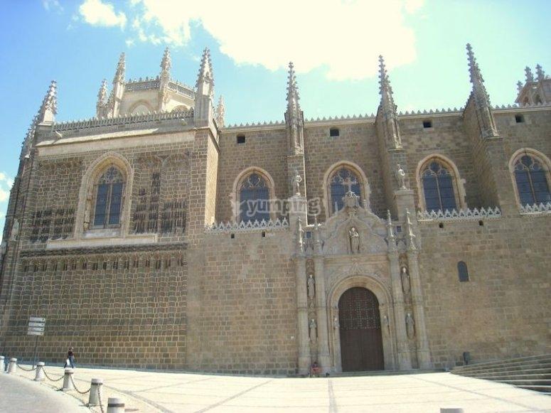 Una visita guiada por los monumentos de las Tres Culturas