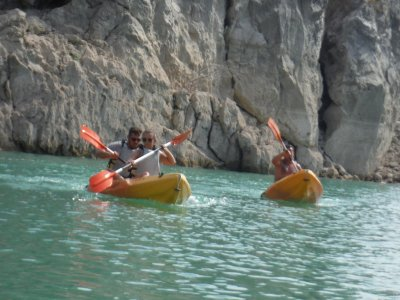 Kayaking and Sport Climbing in Mula