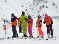 One-to-one skiing lesson in Cerler 1 hour