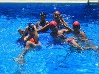 Horario de piscina