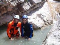 Canyoning a Granada