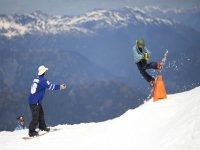 Avvio e miglioramento della neve