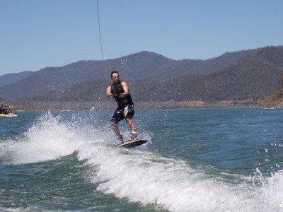 Barcelona Jet Ski Wakeboard