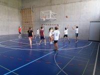 Basketball among young people