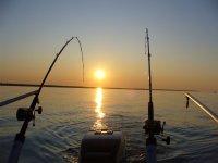 fishing boat trip