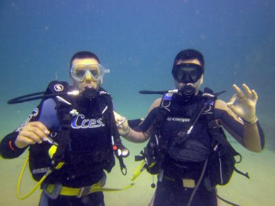 Advanced Open Water Diver en Barcelona