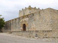 城堡中的骑马
