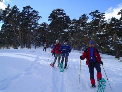 Geographica Raquetas de Nieve