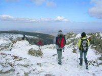 Actividades de nieve por Espana y el extranjero