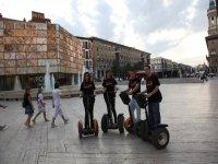 Excursion por Zaragoza en segway