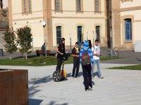 Traveling Zaragoza