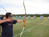 Incite in the archery