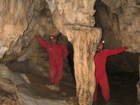 These caves give off magic