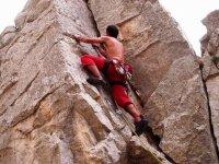 Expert climber