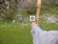 Archery at El Chorro Place