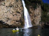 Kayaks monoplaza y biplaza