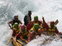 el rafting mas divertido