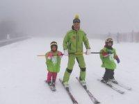 Allenamento per giovani sciatori