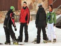 clases particulares y colectivas de snow