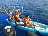 kayak dobe abierto