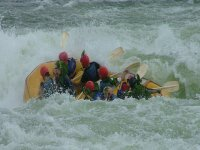 Company events with rafting