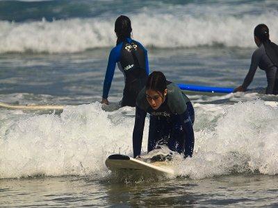 Cazaventuras Barcelona Surf