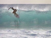 标志冲浪在比斯开冲浪在比斯开