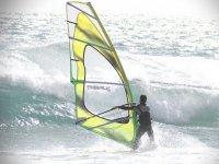 风帆青年风帆在加那利群岛