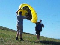 学习滑翔伞
