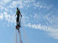 30min flyboarding in the Port Olimpic of Barcelona