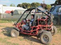 Rutas en buggy en Vizcaya