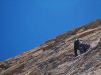 Pratica arrampicata a Vizcaya