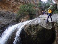 Canyoning a Vizcaya