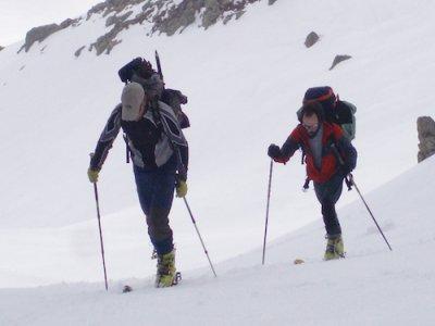 Tryton Guía de Barrancos y Montaña Esquí de Fondo