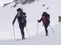 Enjoy the mountain in winter ...