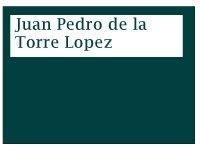 Juan Pedro de la Torre Lopez