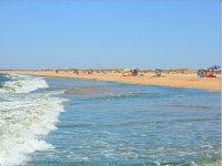 El Rompido海滩