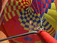 Balloon climb