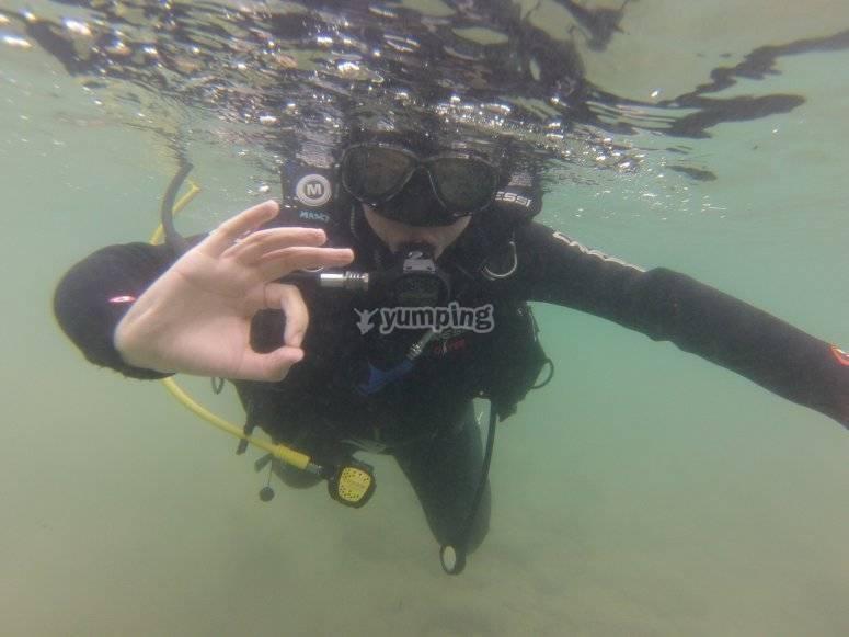 Operatore subacqueo