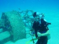 restos submarinos