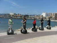 Discover Mallorca by segway